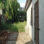 esterno garage-giardino 2